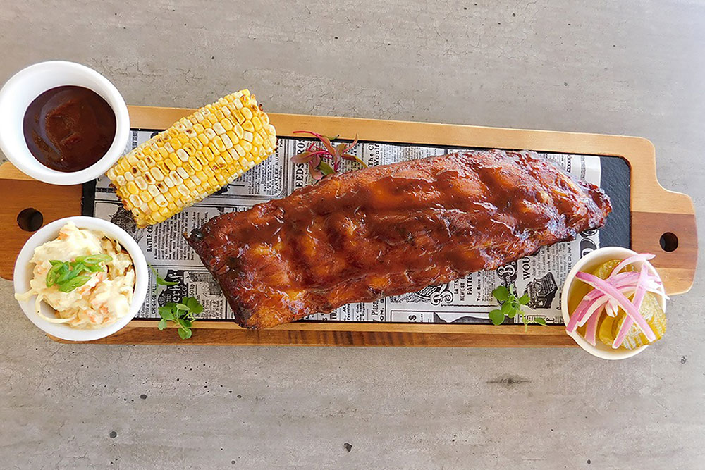 Saturday All You Can Eat Spare Ribs